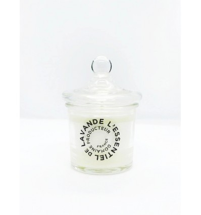 "Scented Candle ""Lavande d'hiver"""