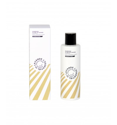 Honey lavender soft shampoo