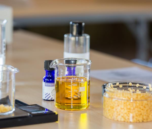 Atelier cosmétique - Essentiel de Lavande